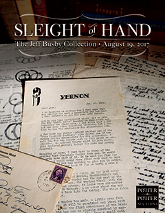 Sleight of Hand • The Jeff Busby Collection