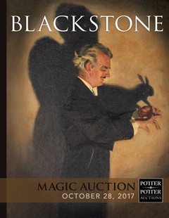 Blackstone Magic Auction