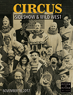 Circus - Sideshow - Wild West