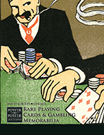 Gambling Memorabilia & Rare Playing Cards