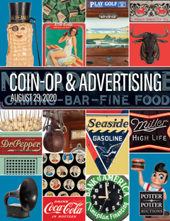 Coin-Op & Advertising