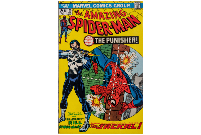 Amazing Spider-Man No. 129