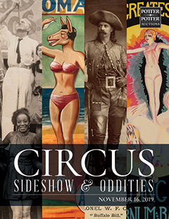 Circus • Sideshow • Oddities Press Release