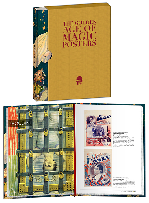Deluxe Edition Book • The Golden Age of Magic Posters