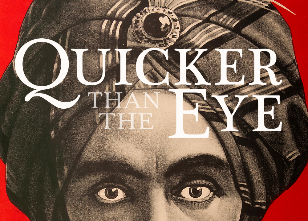 Quicker than the Eye • Potter & Potter's Retail Store